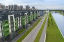 ЖК с мансардными окнами у Финского залива введен в экcплуатацию