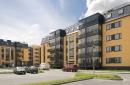 В Санкт-Петербурге представили квартиры с мансардными окнами