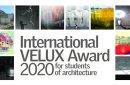 Итоги международной премии  VELUX (IVA)