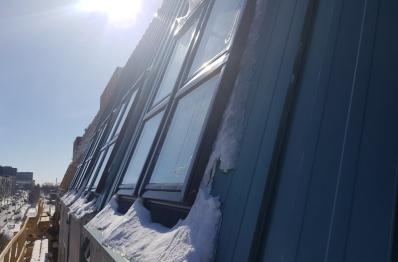 Мансардные окна для проекта Ривьера