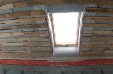 Мансардные окна для частного дома, п.Мельница