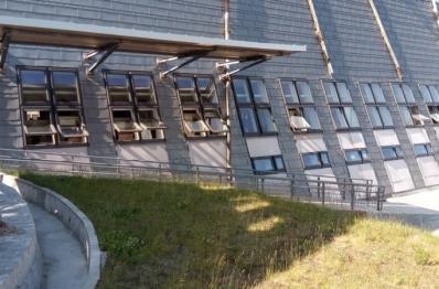 Окна для парка НУМТО, г. Белоярский
