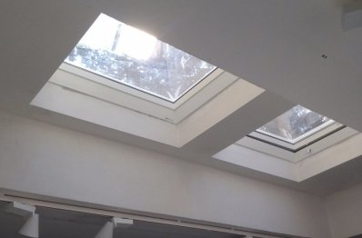 Зенитные окна