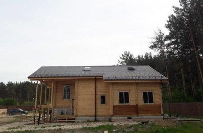 Демо дом строительной компании