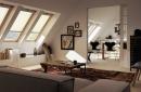 Мансардные окна - традиции датского королевства
