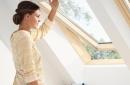 Качественные и надежные мансардные окна Велюкс